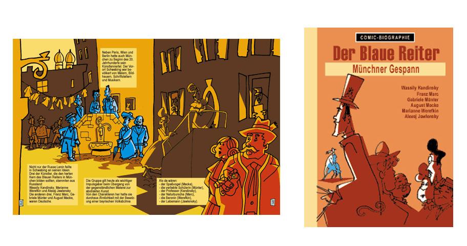Band 14: Der blaue Reiter