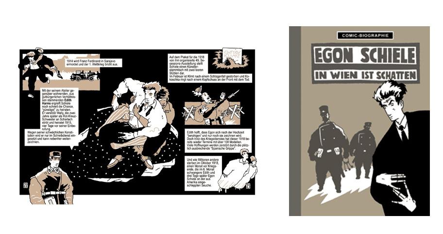 Band 10: Egon Schiele