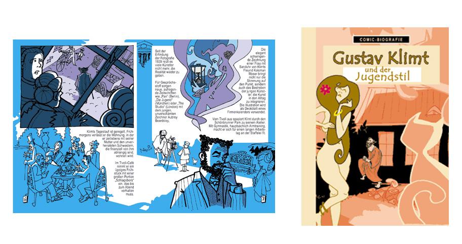 Band 20: Gustav Klimt und der Jugendstil