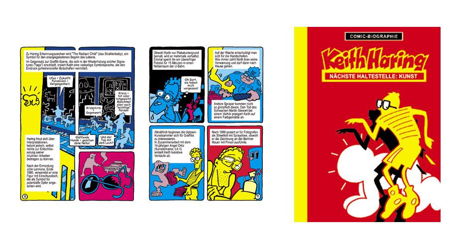Band 8: Keith Haring
