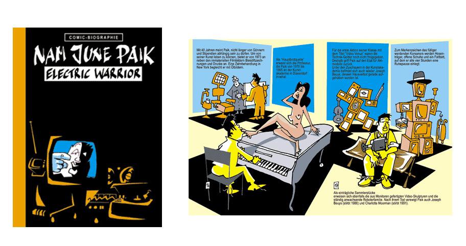 Band 13: Nam June Paik