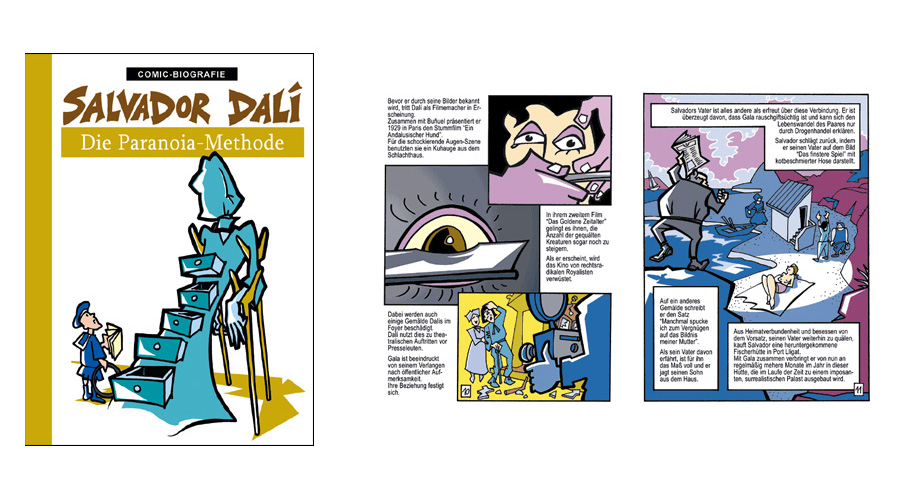 Band 9: Salvador Dalí